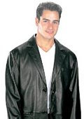 SKU#MN505 2 Button Classic Mens Top Grade New Zealand Lambskin Blazer Black $269