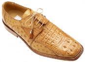 Copper~Rust~Cognac Genuine Crocodile ~