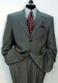 Luxrious High End UMO Collection premier quality italian fabric Design Men's Umo 3-Button Super 150's Wool Solid $199