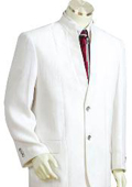 Mens 2pc Suit Collection - Off White $195