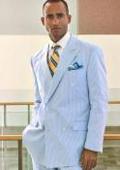 Seersucker Suit