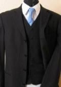 Super 140's Wool Dress Suit