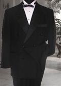 tuxedo style