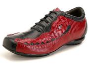Mens Alligator Sneakers