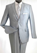 Silver Suits