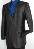SKU#WE3688 Mens Fashion 2 Button Sport Coat Black $139