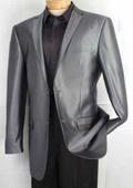 Men's 7 Button Zoot Suit Blue Pin Striped Suit