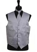 Gray Tuxedo