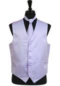 Vest Tie Set Lavender $39