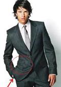 Italin Mens suit