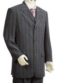 Charcoal Zoot Suit