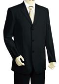 Fashion Black Zoot Suit
