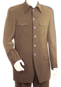 Mens Safari Suit