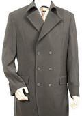 Luxurious Grey Zoot Suit
