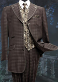 5 Piece Fashion Suit