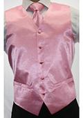 Shiny Pink Microfiber 3-piece