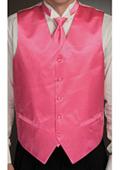 Fuchsia Microfiber Vest $75