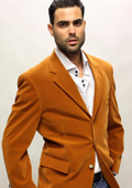 Color Brick Sport Coat