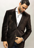 Color Brown Sport Coat