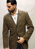 Sude Feel Sport Coat
