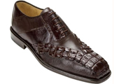 Men's Brown Genuine Hornback