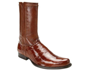 Men's Brandy Genuine Eel
