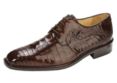 Men's Brown Nile Crocodile