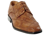 Men's Honey Genuine Crocodile