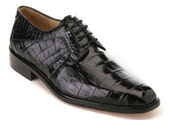Men's Black Nile Crocodile