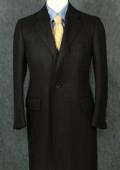 full length wool coat