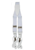 White Suspender $20