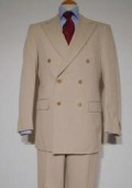 Polyester suit