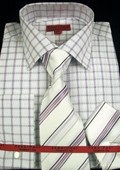 Shirt Tie and Hankie