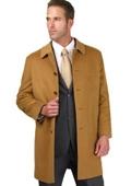 Mens Camel Coat