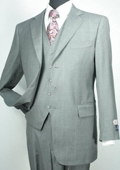 3pc Fashion Suit in