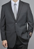 Black 2-button Suit $149