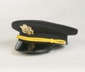Black Cadet Hat $49
