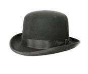 Black Derby ~ Bowler