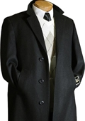Men's Leather Trench Coats