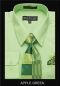 Classic Dress Shirt Lime