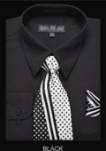 Classic Dress Shirt Black