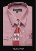 Classic Dress Shirt Rose