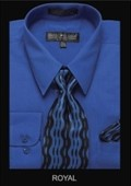 Classic Dress Shirt Royal