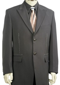Fashion Zoot Suit Grey
