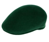 Hunter Green English Cap