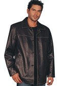 Leather Jacket Brown $950