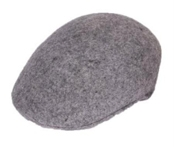 Light Grey English Cap