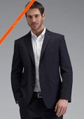 Navy Tonic Slim Fit