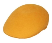 Yellow English Cap Hat