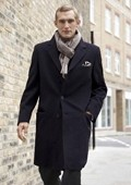 Wool Cashmere Overcoat